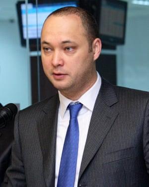 Maxim Bakiyev,