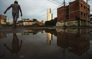 The Autódromo favela outside Rio Olympic Park sprang from an old fishing community and was considered one of the city's safest