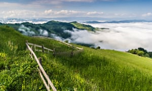 Dinaric Alps, Serbia