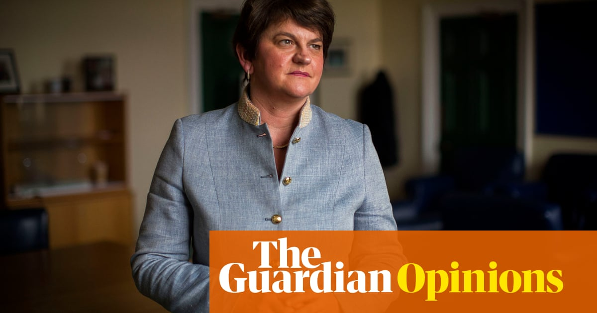 The Guardian view on Arlene Foster's overthrow: a wake-up call for Britain