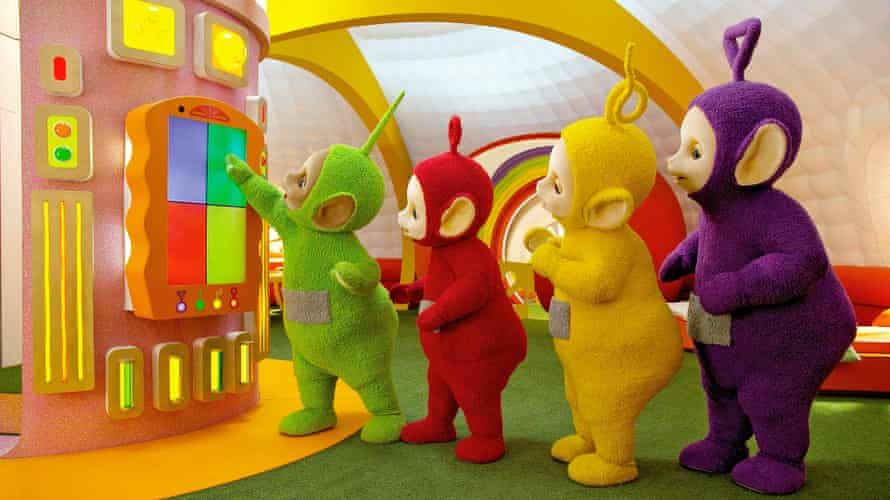 'It's like they've never been away …' Teletubbies 2015