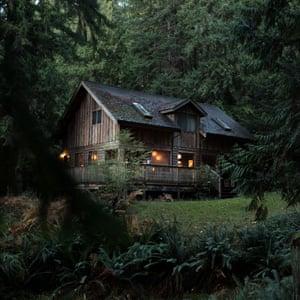 The Pilgrimme wood cabin restaurant