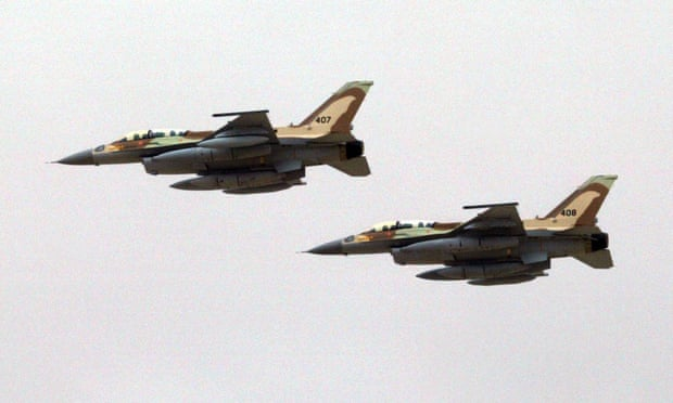 aviones israel