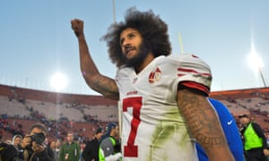 Colin Kaepernick has not played in the NFL since the 2016 season
