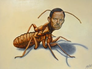 39 Marty Steel Isopter (Termite-White Ant)