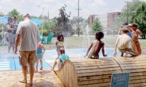 SplashJAM in Lexington.