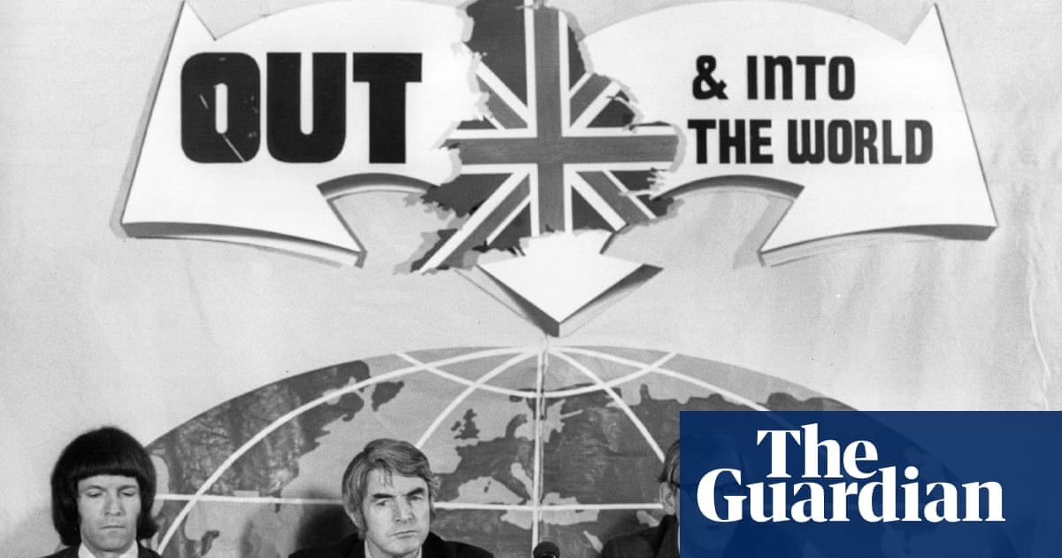 'We had a dragon on top of the car': readers on the 1975 Europe referendum
