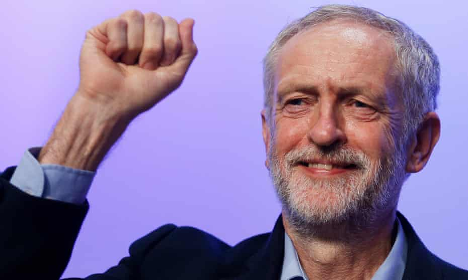 Jeremy Corbyn: 'He has not led Labour to a catastrophic defeat but a narrow one'