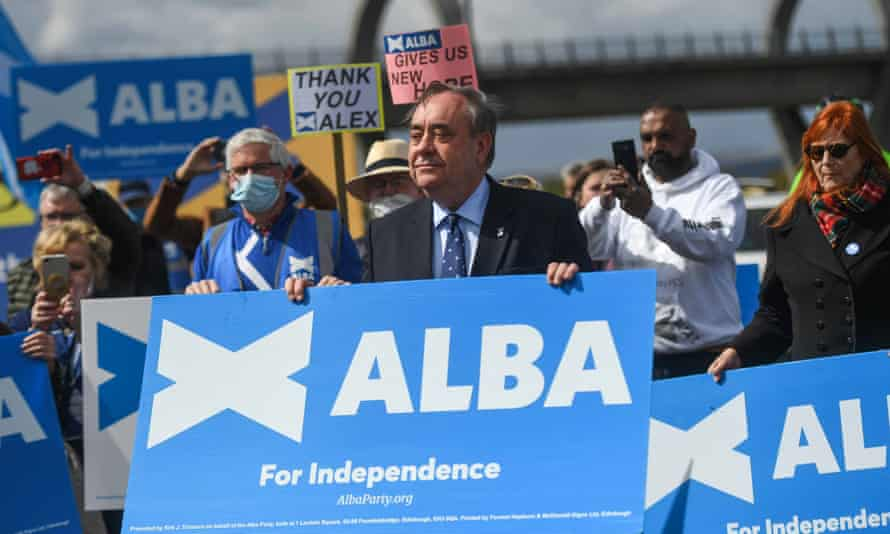 Alex Salmond Launches Alba Party's Grass Roots Campaign