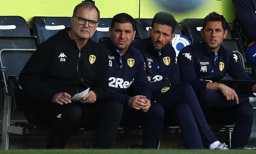 Bielsa's attention to detail has been unrivalled since his arrival at Leeds.