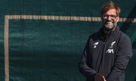 Klopp surprised but not worried by Liverpool's worsening big-six record