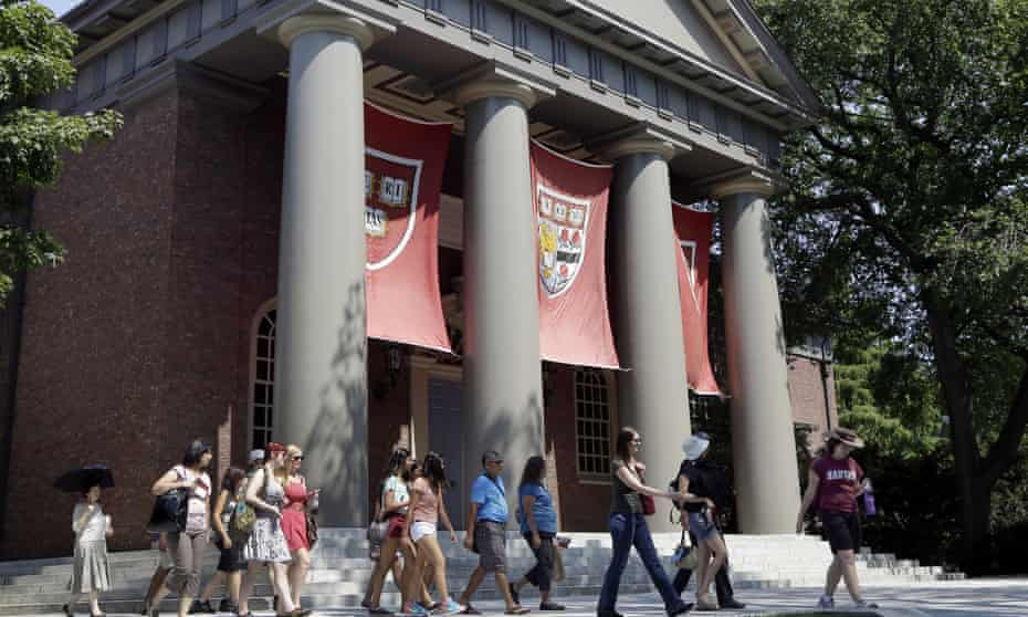 In Friday's brief, Harvard said the percentage of Asian- Americans it admitted had actually grown by 29% over the last decade.