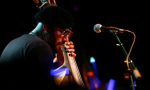 Musician Miles Mosley