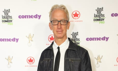 Andy Dick at a comedy festival