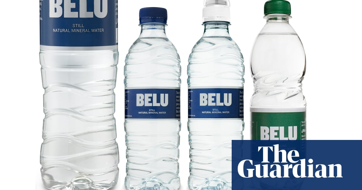 Where your favourite bottled water comes from – in pictures