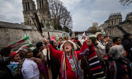 Indigenous representatives