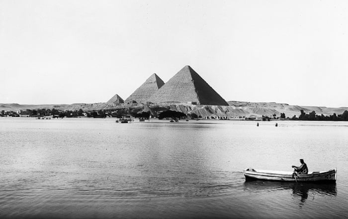 Sands of time: a century of Egyptian photography – in pictures | Art ...