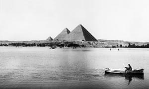 Denial is not a river in Egypt, honey