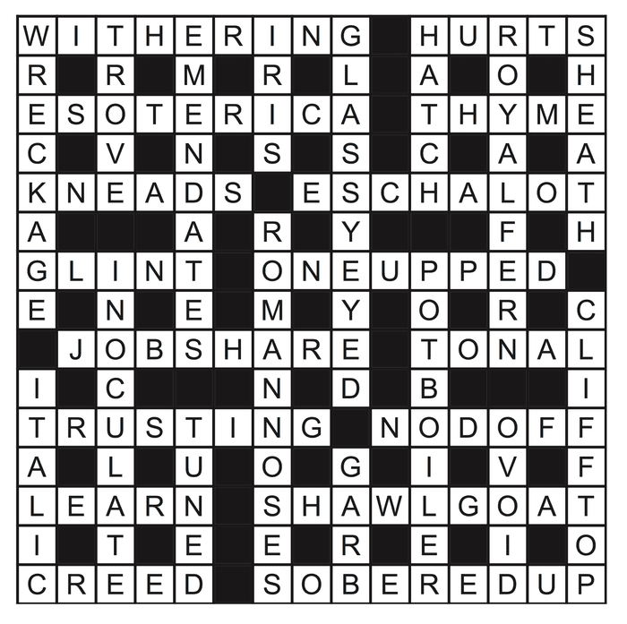 Crossword Roundup Donald Trump In Nine Squares Crosswords The