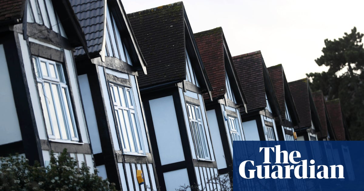 Uk House Prices Falling For First Time Since June Says Halifax
