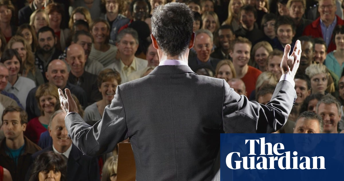 Afraid of public speaking? This is what the experts say   Books