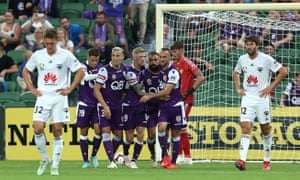A-League, Glory v Phoenix