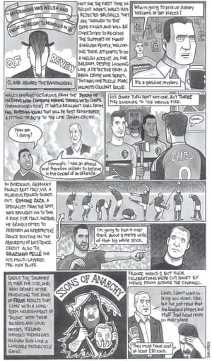 David Squires on Euro 2016 quarter final review