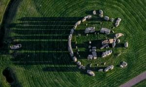 Stonehenge, Wiltshire.