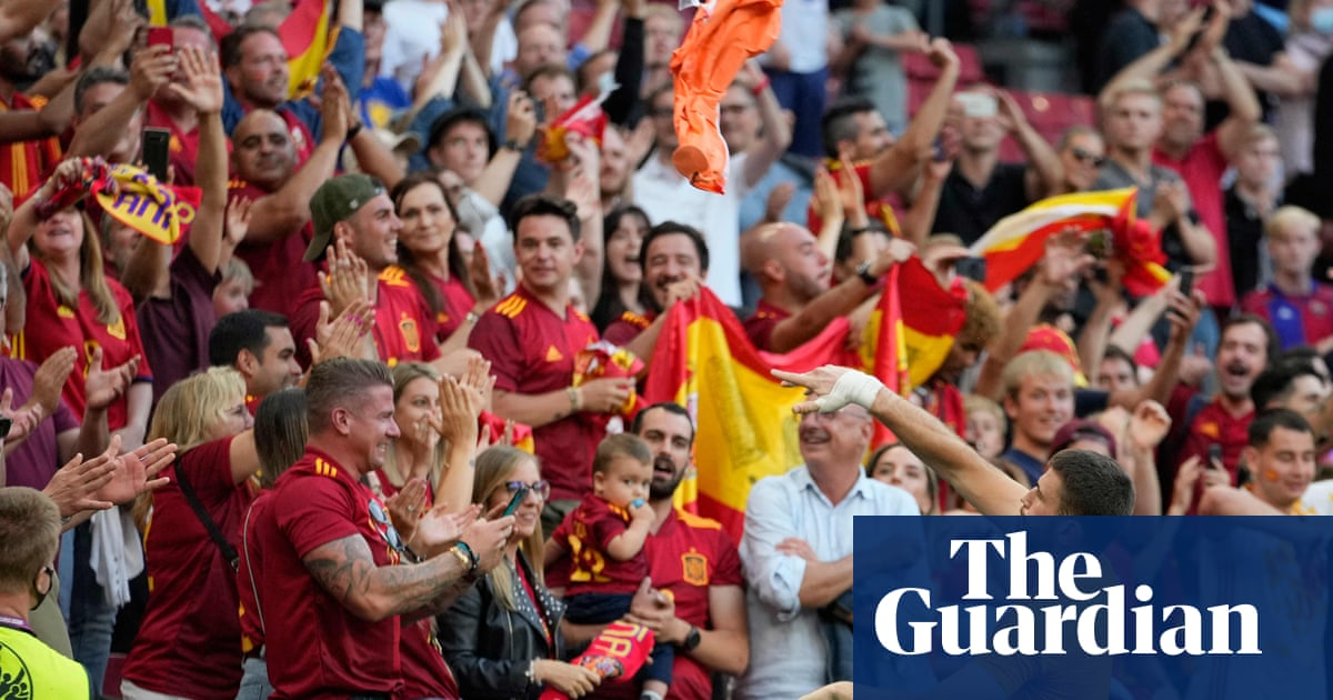 Unai Simón's redemption mirrors Spain's – and now anything is possible