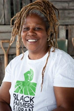 Karen Washington, a food justice advocate.