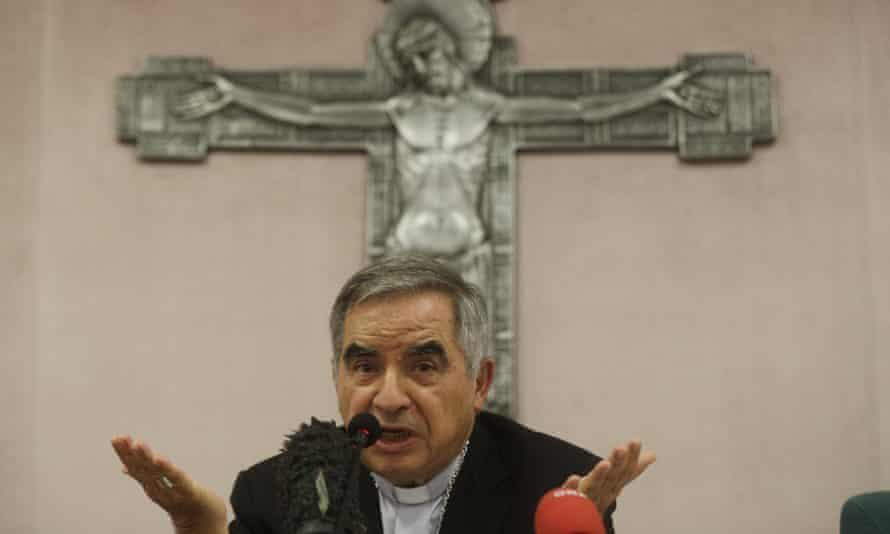 Cardinal Angelo Becciu