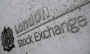 The London Stock Exchange Group offices in the City