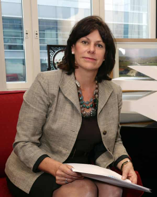 Claire Perry, Conservative MP for Devizes.