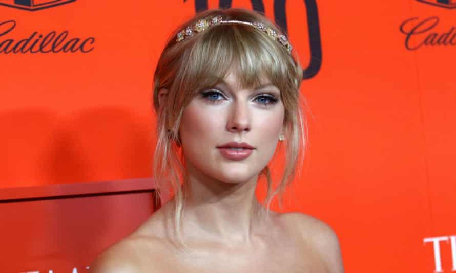 Taylor Swift in 2019.