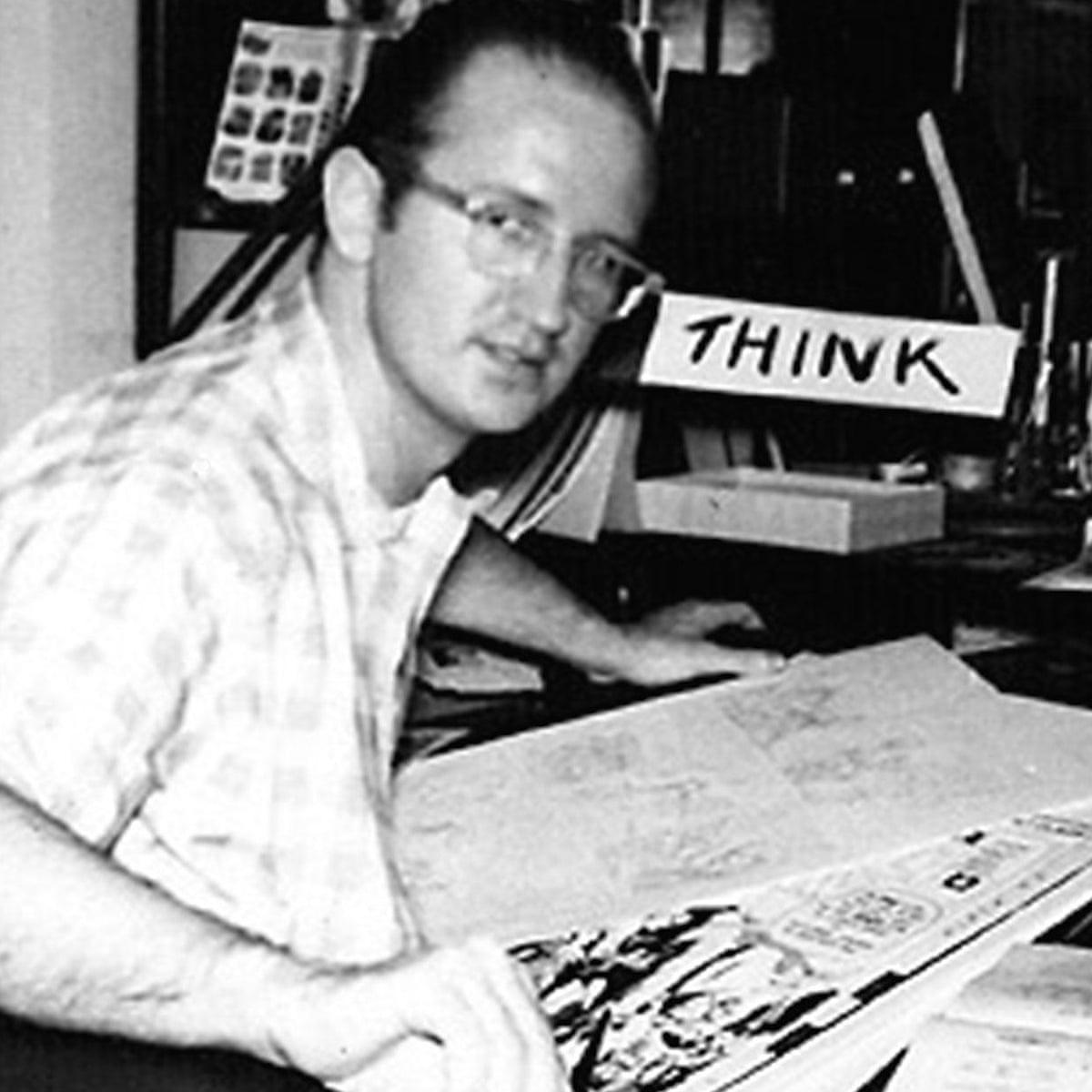 Steve Ditko obituary   Comics and graphic novels   The Guardian