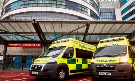 Do you know someone with dementia admitted to hospital as an emergency?