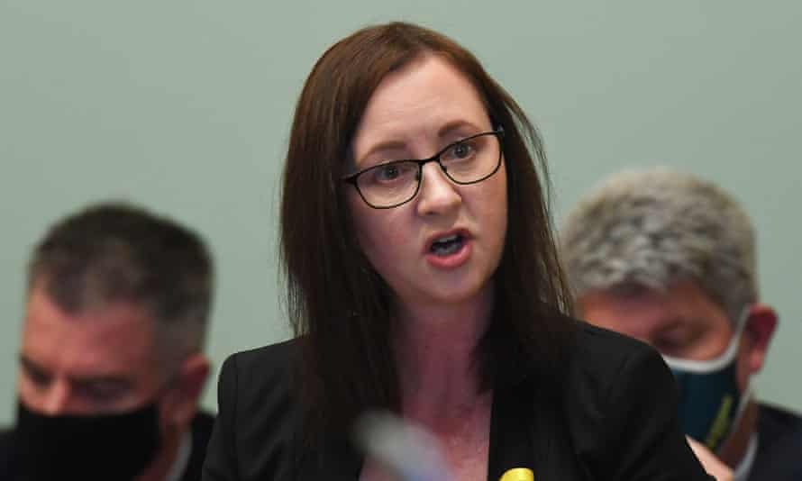 Health minister Yvette D'Ath speaks about Queensland's proposed voluntary assisted dying laws in parliament