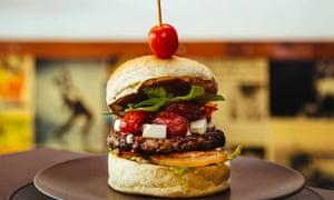 Burger Bistro.