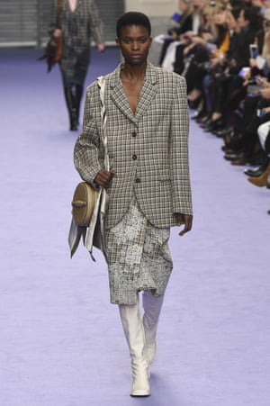 Mulberry AW17, London fashion week