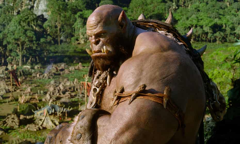 Warcraft: The Beginning.