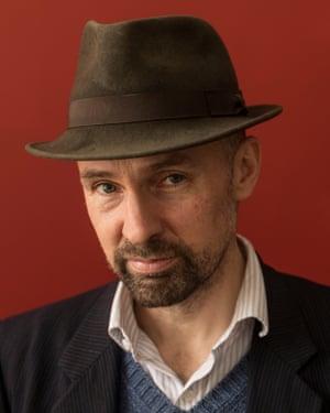 David Jubb, artistic director of the Battersea Arts Centre.