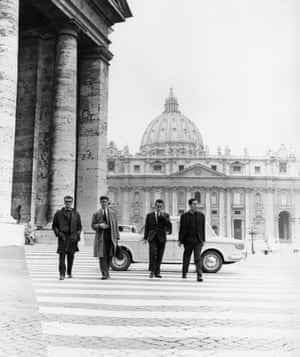 St Peter's Square, 1961