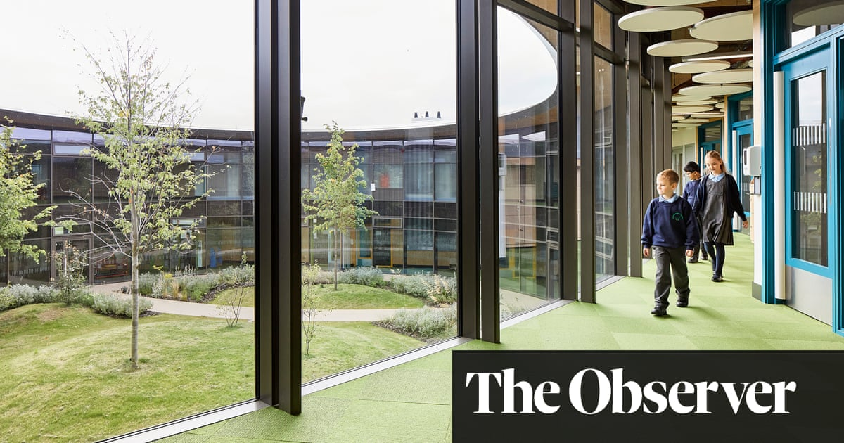 A grove, not Gove – the primary school with nature at its heart