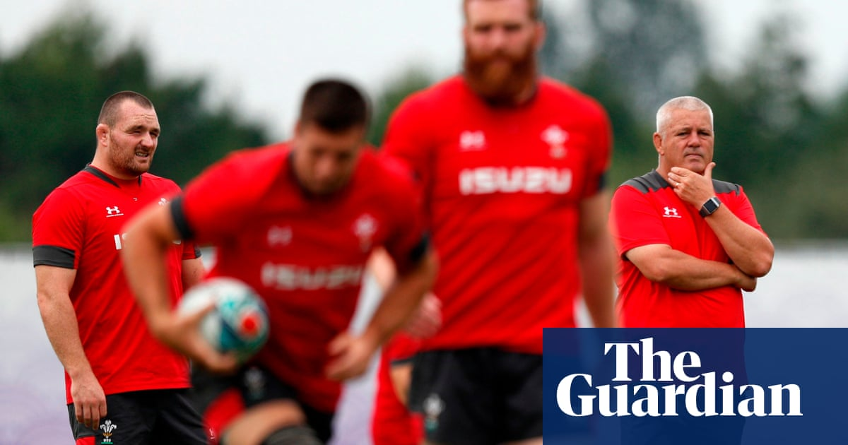 Rugby World Cup: Wales aim to put Howley saga to bed against Georgia