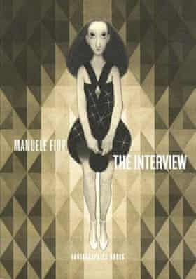 The Interview by Manuele Fior