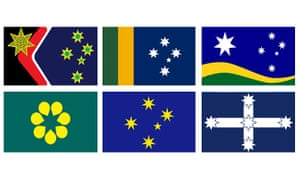 New Australian flag backed by 64% in university survey on ...