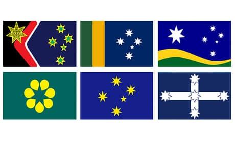 New Australian Flag Backed By 64 In University Survey On Alternative Designs