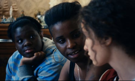 Divines Review Exhilarating Urban Thriller Froths With Joie De Vivre Drama Films The Guardian