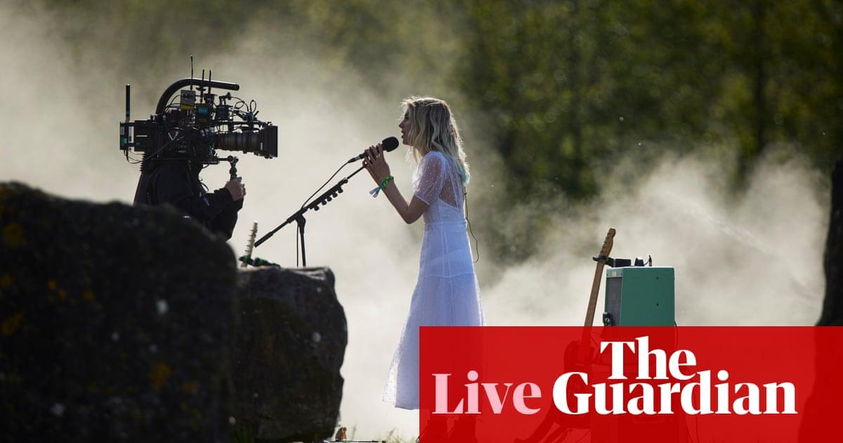 Live at Worthy Farm: follow along with Glastonbury's livestreamed festival
