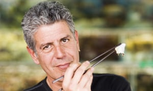 Anthony Bourdain in 2005
